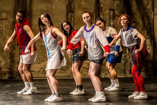 Ekspertų vizitų programos vaisiai: bendras lietuvių ir italų šokio spektaklis