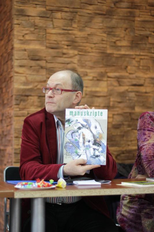 Lietuvių literatūros vertėjų rezidentūra: kalbos detektyvo darbas