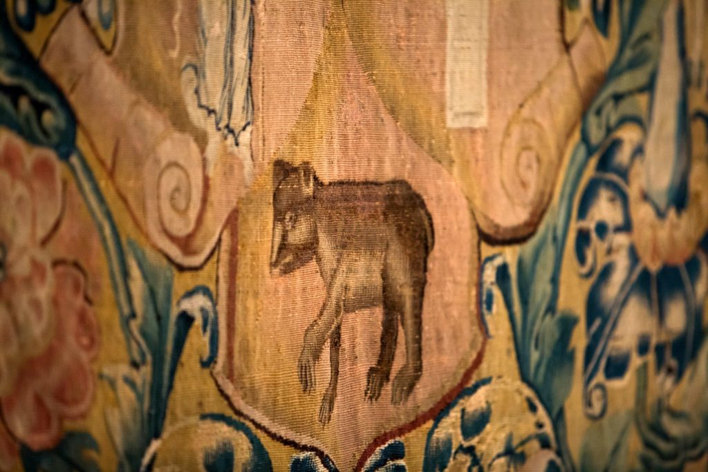 Vavelio karališkojoje parodoje – LDK valdovų rūmų vertybė