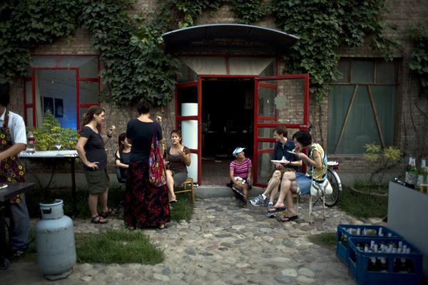 Rezidencija Kinijoje: kvietimas vizualiųjų menų atstovams