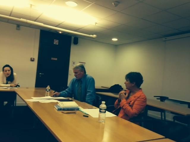 Paryžiuje – diskusija su prof. Egidijumi Aleksandravičiumi