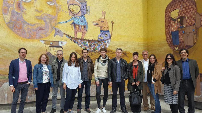 Vokietijos kultūros ekspertų dėmesys Lietuvai auga