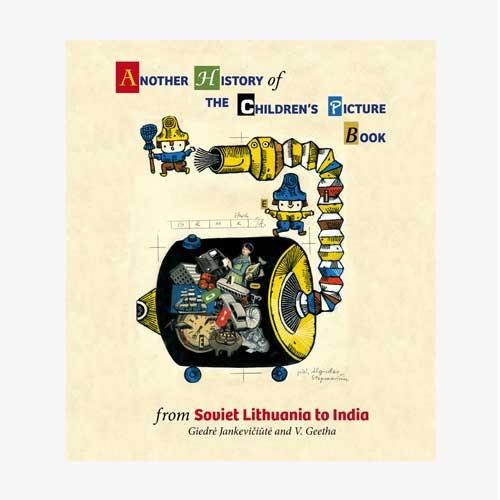 Kita vaikų knygų istorija Centriniame grafikos institute Romoje