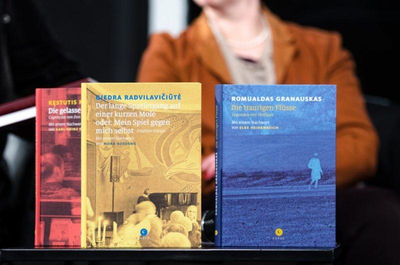 Šešiolika Lietuvos autorių kūrinių prašneks aštuoniomis pasaulio kalbomis
