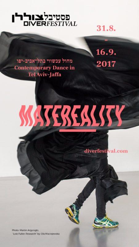 """Lietuvos menininkai dalyvavo šokio festivalyje """"Diver"""" Tel Avive"""