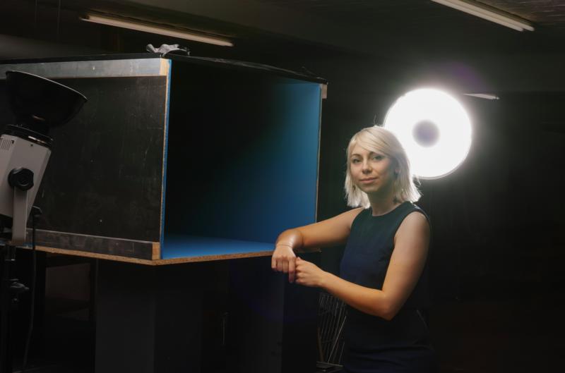 """Emilijos Škarnulytės instaliacija – įspūdingoje """"Bold Tendencies"""" parodoje Londone"""