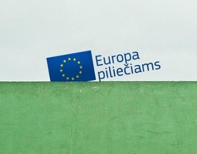 """Lietuvos vardas programoje """"Europa piliečiams"""""""