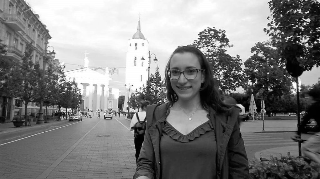 Elena Fiorotto: istorija apie savanorystę Lietuvos kultūros institute