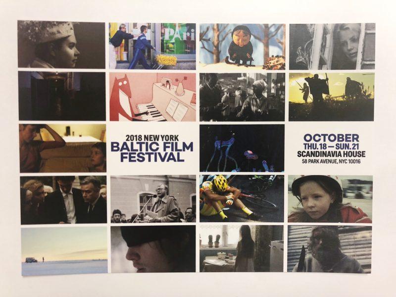 Niujorke startuoja pirmasis Baltijos šalių kino festivalis