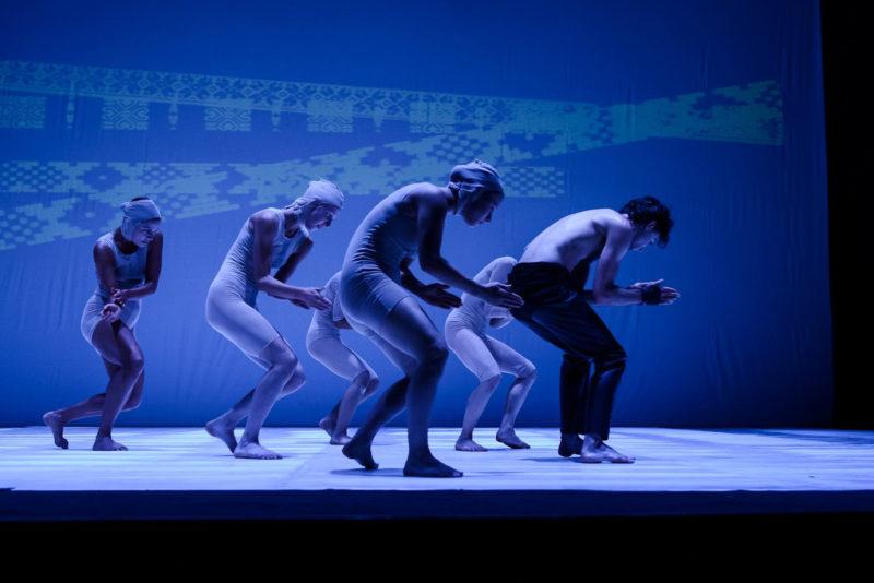 """Kauno šokio teatro """"Aura"""" pasirodymai  – Vokietijoje, Japonijoje, Lenkijoje ir Italijoje"""