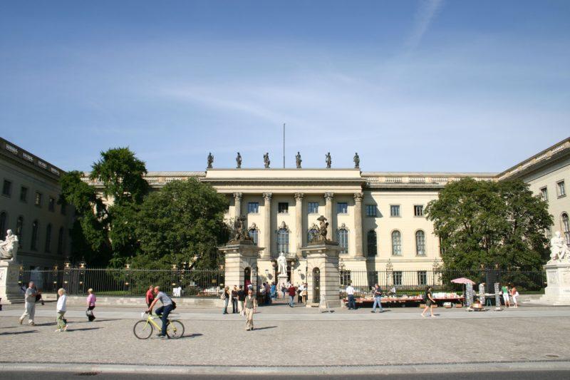Lietuvių kalba pristatoma Humboldtų universitete Berlyne
