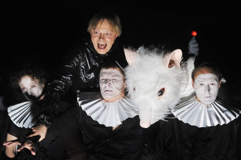 Oskaro Koršunovo teatras gastroliuos Kinijoje
