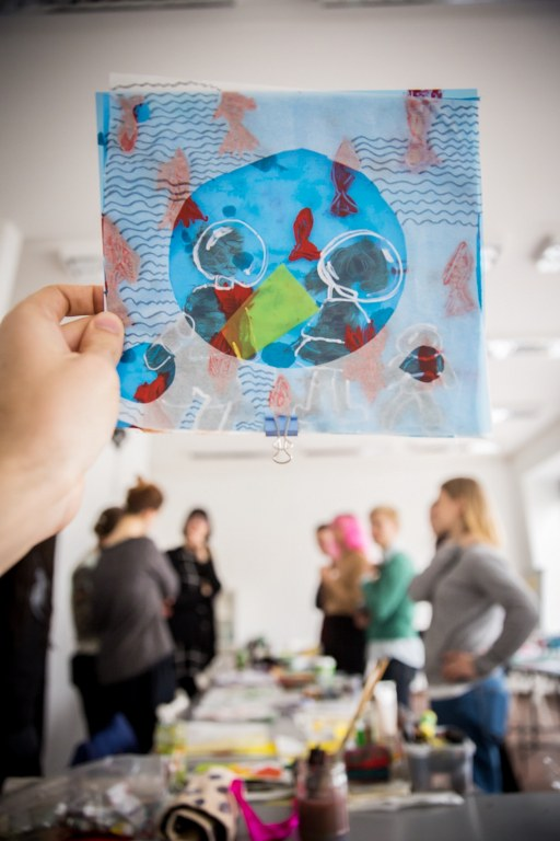 Pakeliui į 2018-ųjų Londono knygų mugę – tarptautiniai Baltijos šalių ir Jungtinės Karalystės iliustruotojų mainai