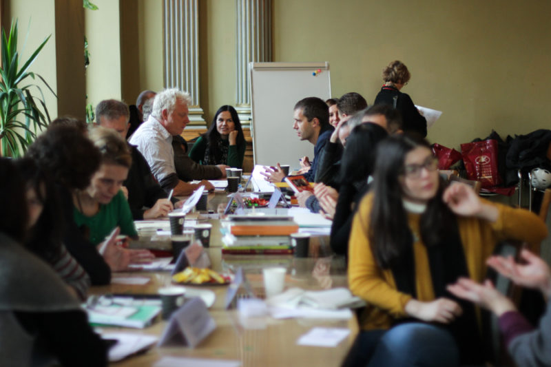 Britų leidėjai Vilniuje susipažino su lietuvių literatūros scena