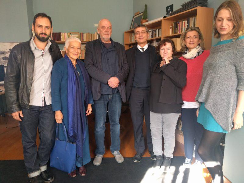 """""""Sirenų"""" festivalį aplankė ekspertai iš Italijos"""