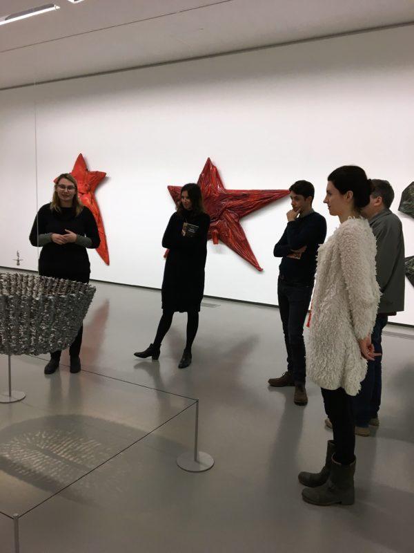 Vilniuje lankėsi vizualaus meno ekspertai iš Niukaslo ir Londono