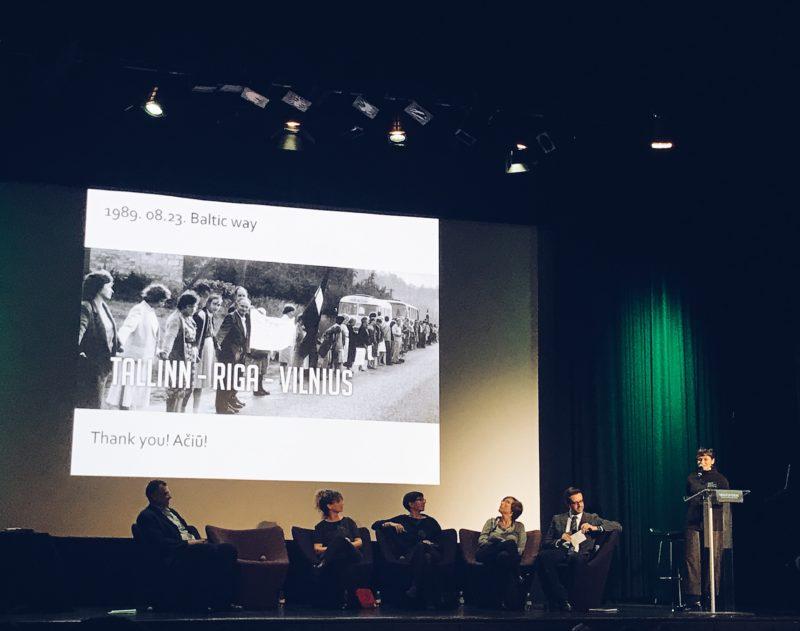 JK sostinėje pristatytas mokslinis tyrimas apie Lietuvos menininkus 1968 m. Londono parodoje