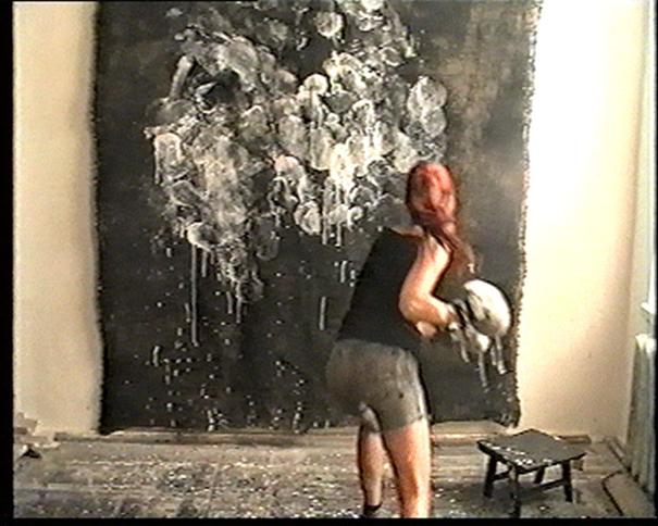 Jurgos Barilaitės savigyna bus rodoma video meno darbų programoje She Devil Romoje