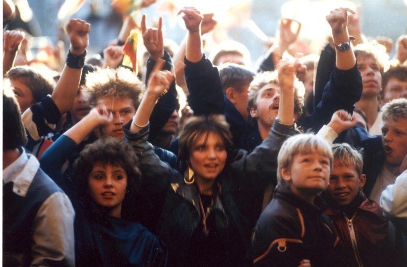 """Filmo """"Kaip mes žaidėme revoliuciją"""" premjera Berlyne"""