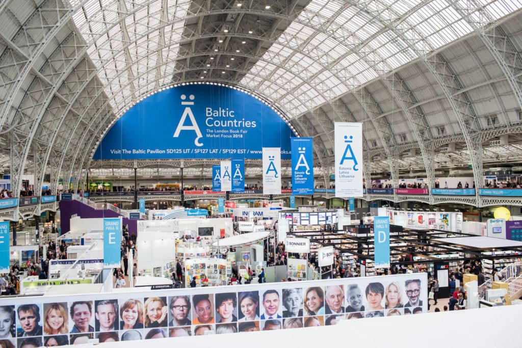 """Lietuvos dalyvavimo Londono knygų mugės Baltijos šalių """"Market Focus"""" programoje faktai ir skaičiai: pristatymas"""