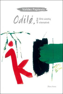 Lietuvių literatūros salone Hamburge pristatomas Valdo Papievio romanas