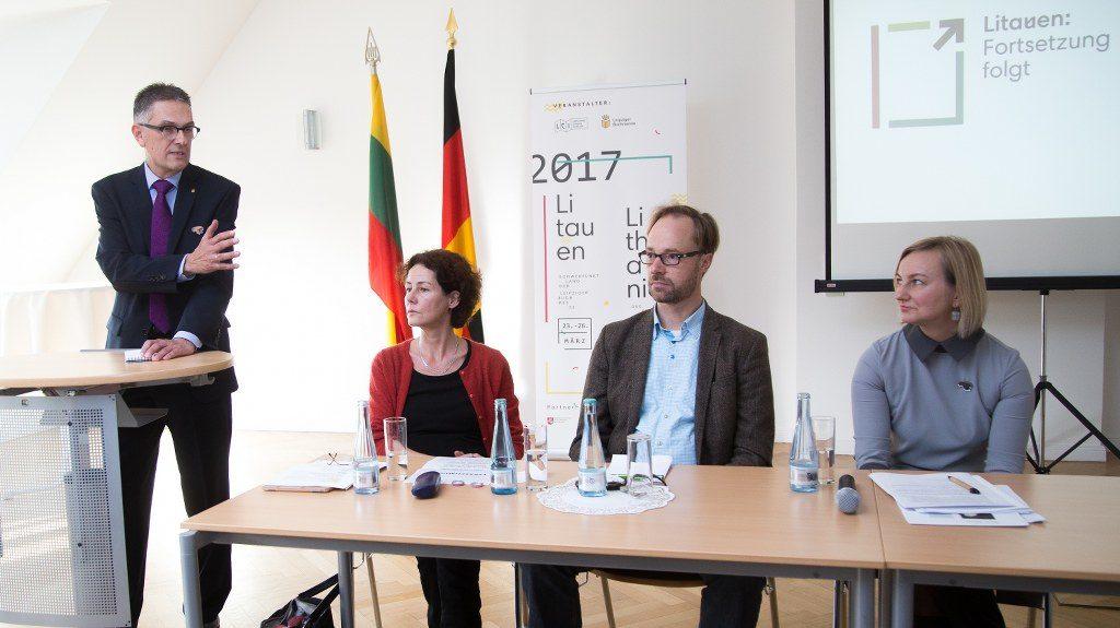 26 naujos knygos padės Vokietijai atrasti ir pamilti Lietuvos kultūrą