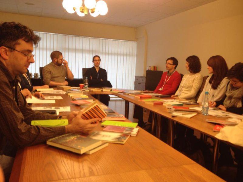 Literatūrinė draugystė tarp Lietuvos ir Didžiosios Britanijos