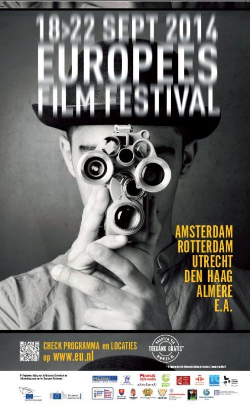 Lietuviško kino savaitgalis Europos kinų festivalyje, Nyderlanduose