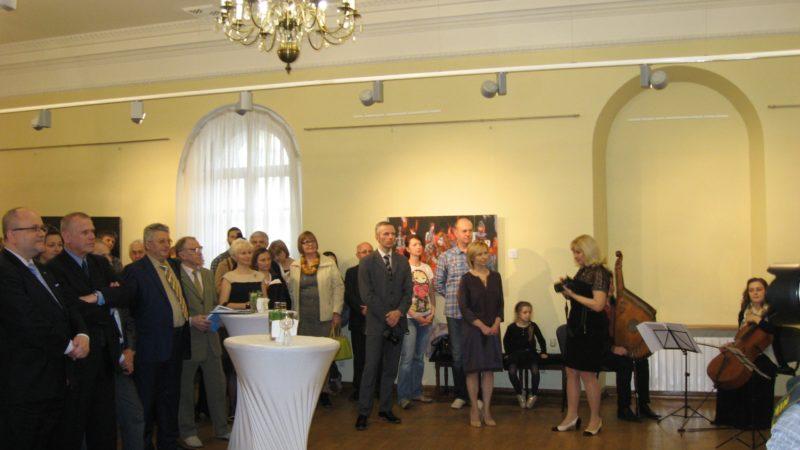 Kijeve – tarptautinis projektas, skirtas Žalgirio mūšiui