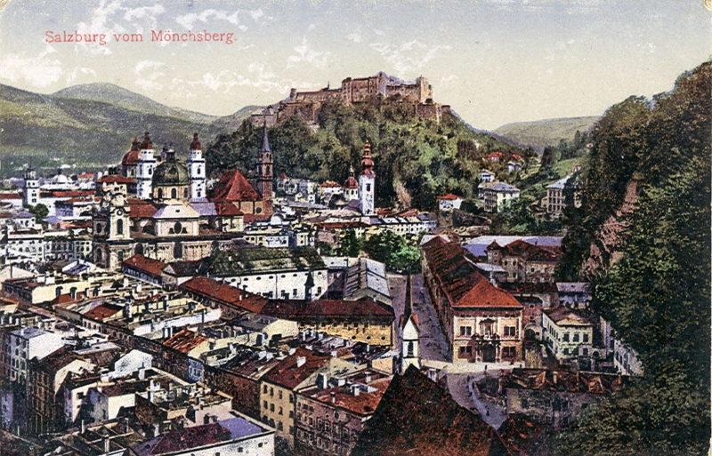 Austrija kviečia teikti paraiškas rezidencijoms Vienoje ir Zalcburge
