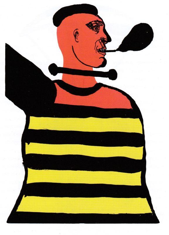 Grafiko Mikalojaus Povilo Vilučio kūryba pristatoma tarptautiniame iliustruotų knygų festivalyje Vokietijoje