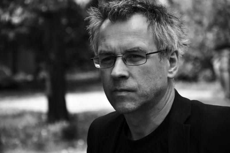 """Rašytojo Alvydo Šlepiko ir vertėjo Markuso Rodunerio literatūros skaitymų """"odisėja"""" Vokietijoje"""