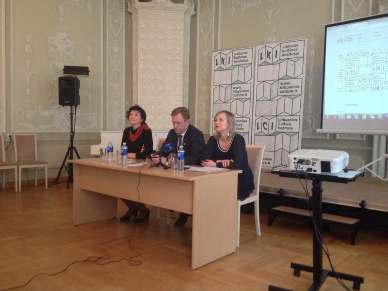 Lietuvos kultūros institutas: kultūros eksporto kryptys ir rezultatai