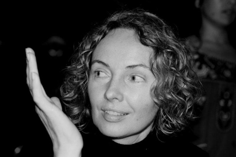 Dalia Staponkutė dalyvauja literatūros renginiuose Varšuvoje ir Vroclave