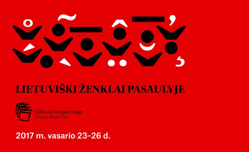 Skelbiame 2017 m. Vilniaus knygų mugės programą!