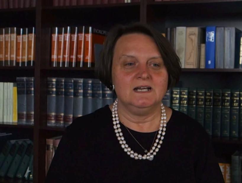 PL: Anna Baranowa, historyk sztuki
