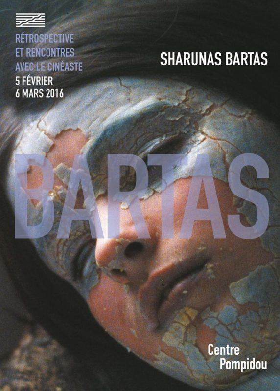 Režisieriaus Šarūno Barto filmų restrospektyva Paryžiaus Pompidou meno centre