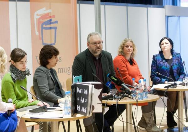 Ketvirtadienį prasidės Vilniaus knygų mugė