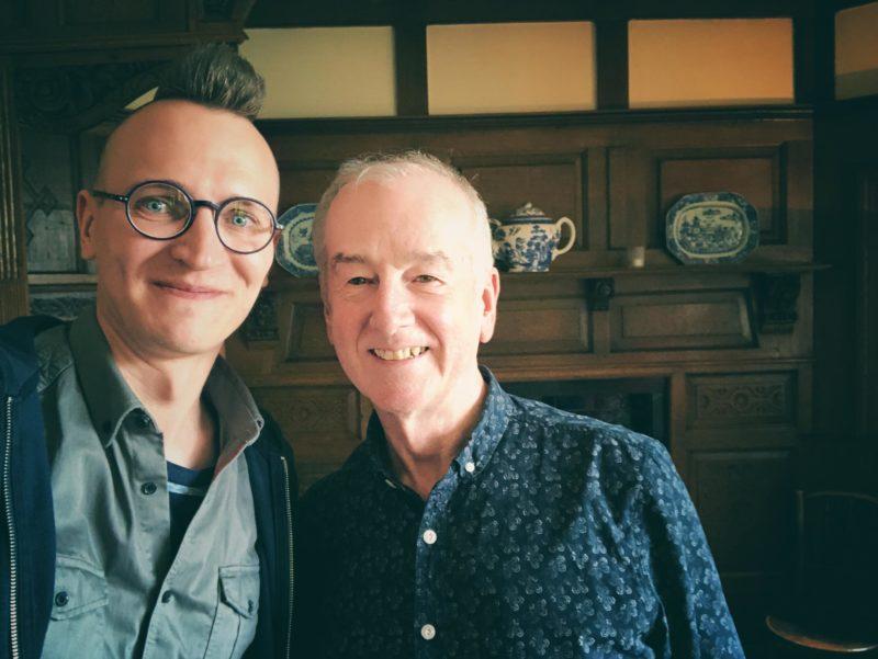 Tomas Dirgėla &#8211&#x3B; rašytojų ir vertėjų rezidencijoje Nortumberlande