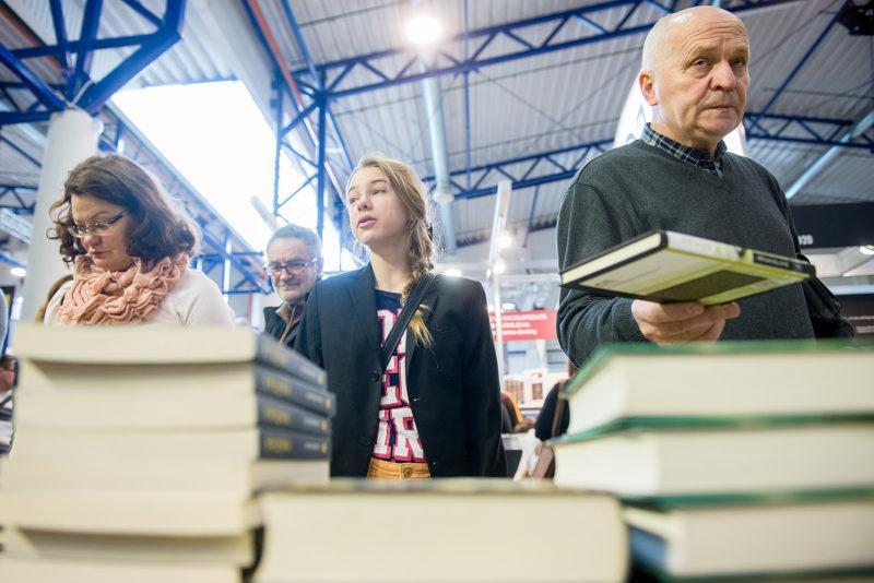Vilniaus knygų mugei pasibaigus: faktai ir skaičiai