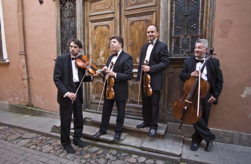 """Florencijos Šventojo Kryžiaus bazilikoje skambėjo """"Laiškai apie muziką"""""""