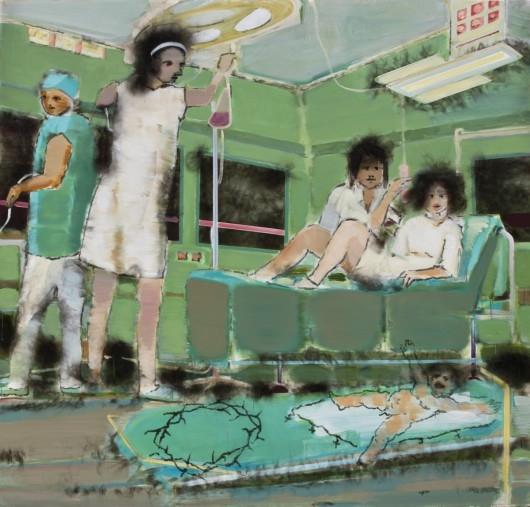 Jono Gasiūno tapybos darbų paroda Torūnėje