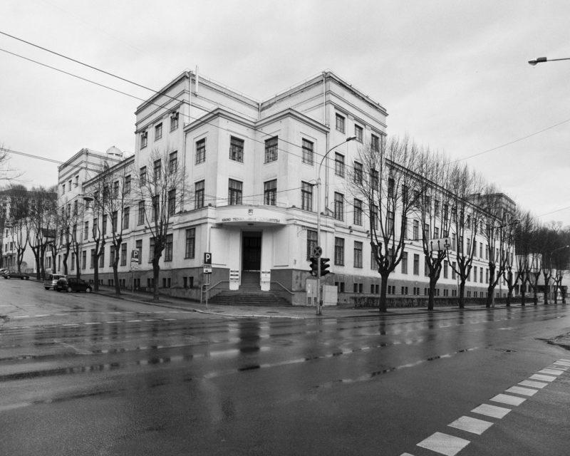 Berlyne – pirmoji Lietuvos architektūrai skirta paroda