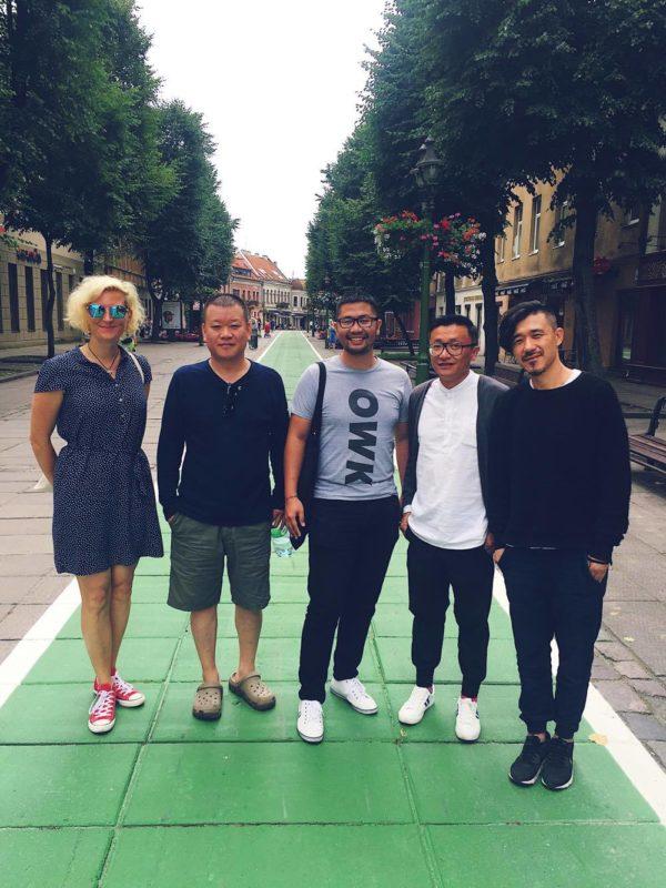 Lietuvoje lankėsi žymiausi Kinijos dj muzikos ekspertai