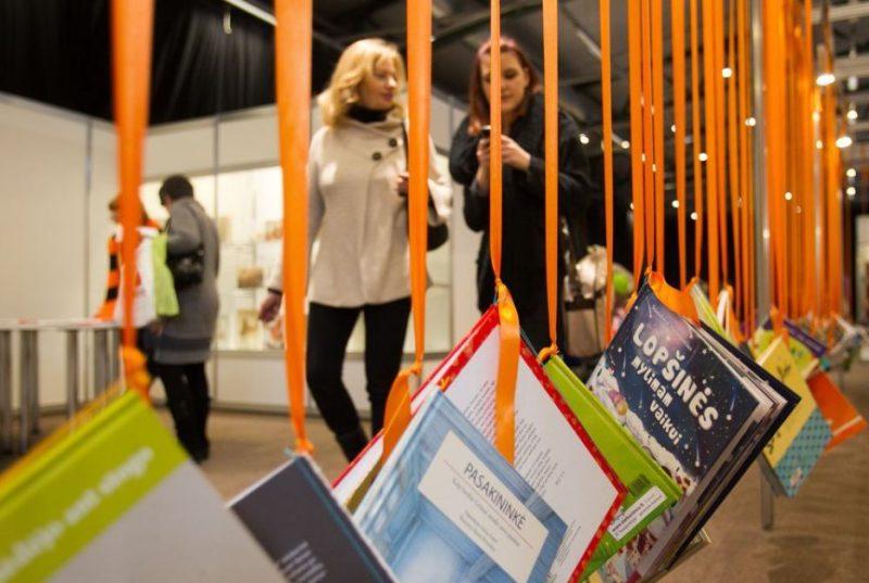 Vilniaus knygų mugė: pasaulinio garso literatūros žvaigždžių nebus, bet renginių gausa ir taip susuks galvas
