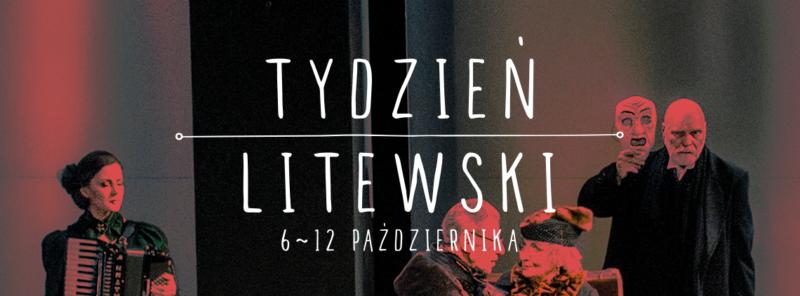 Gdanske vyks Lietuvos teatro savaitė