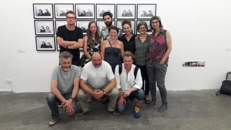 Aštuoni lietuvių menininkai – viena hipotetinė kolekcija Tel Avive