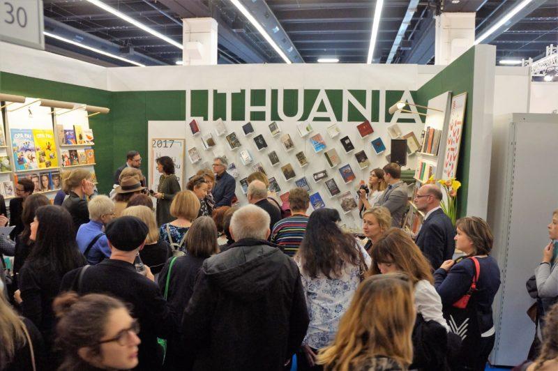 Tarptautinėje Frankfurto knygų mugėje – įžanga į kitų metų Lietuvos kultūros festivalį Leipcige