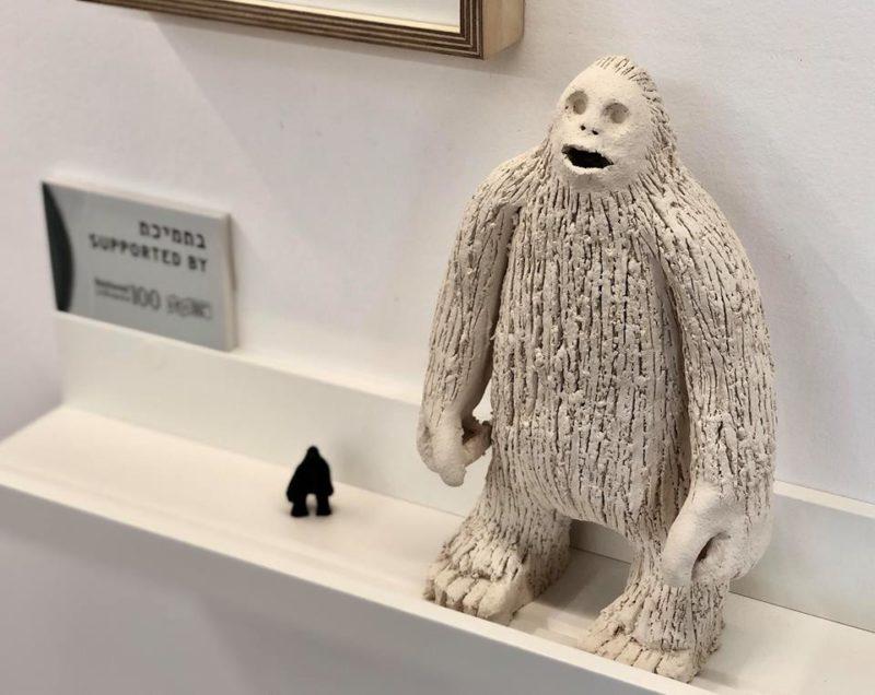 Tarptautinėje Tel Avivo šiuolaikinio meno mugėje – pirma galerija iš Lietuvos