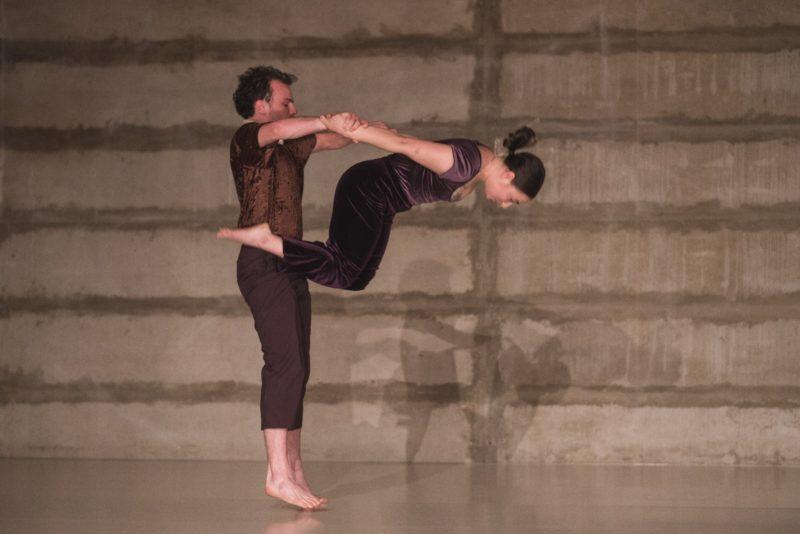 Tarptautiniame šiuolaikinio šokio festivalyje Izraelyje – spektaklis iš Lietuvos